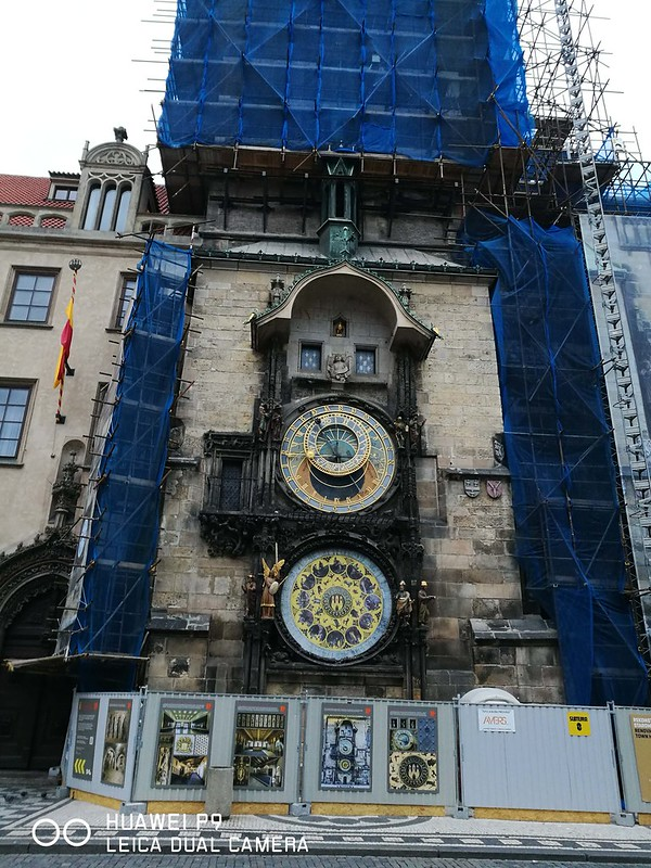2017 Europe Prague 19 Prague Astronomical Clock