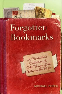 Forgoten Bookmarks book cover