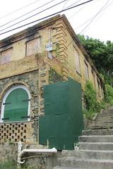 St. Thomas -  Abandoned Building
