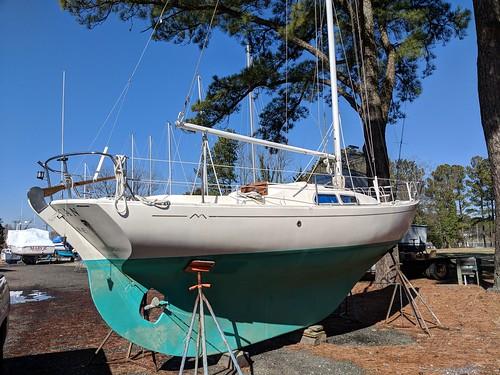 #5076 Folk Boat