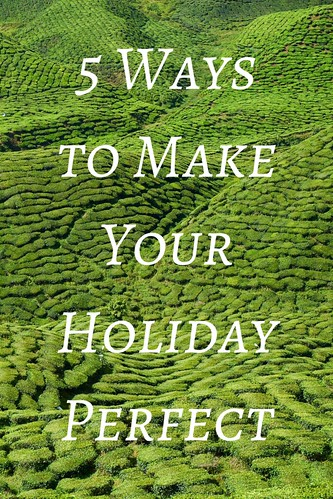 5 Ways to Make Your Holiday Perfect