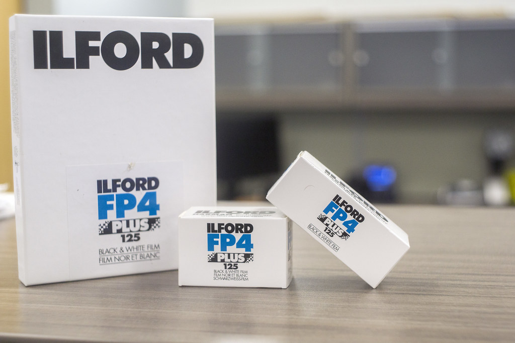 CCR:FRB - Review 05 - Ilford FP4+
