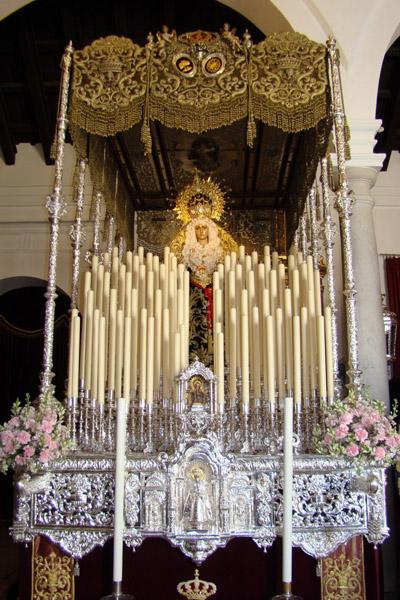 Real, Muy Ilustre y Fervorosa Hermandad del Santísimo Sacramento y Cofradía de Nazarenos de Nuestro Padre Jesús del Gran Poder y María Santísima de La Amargura.