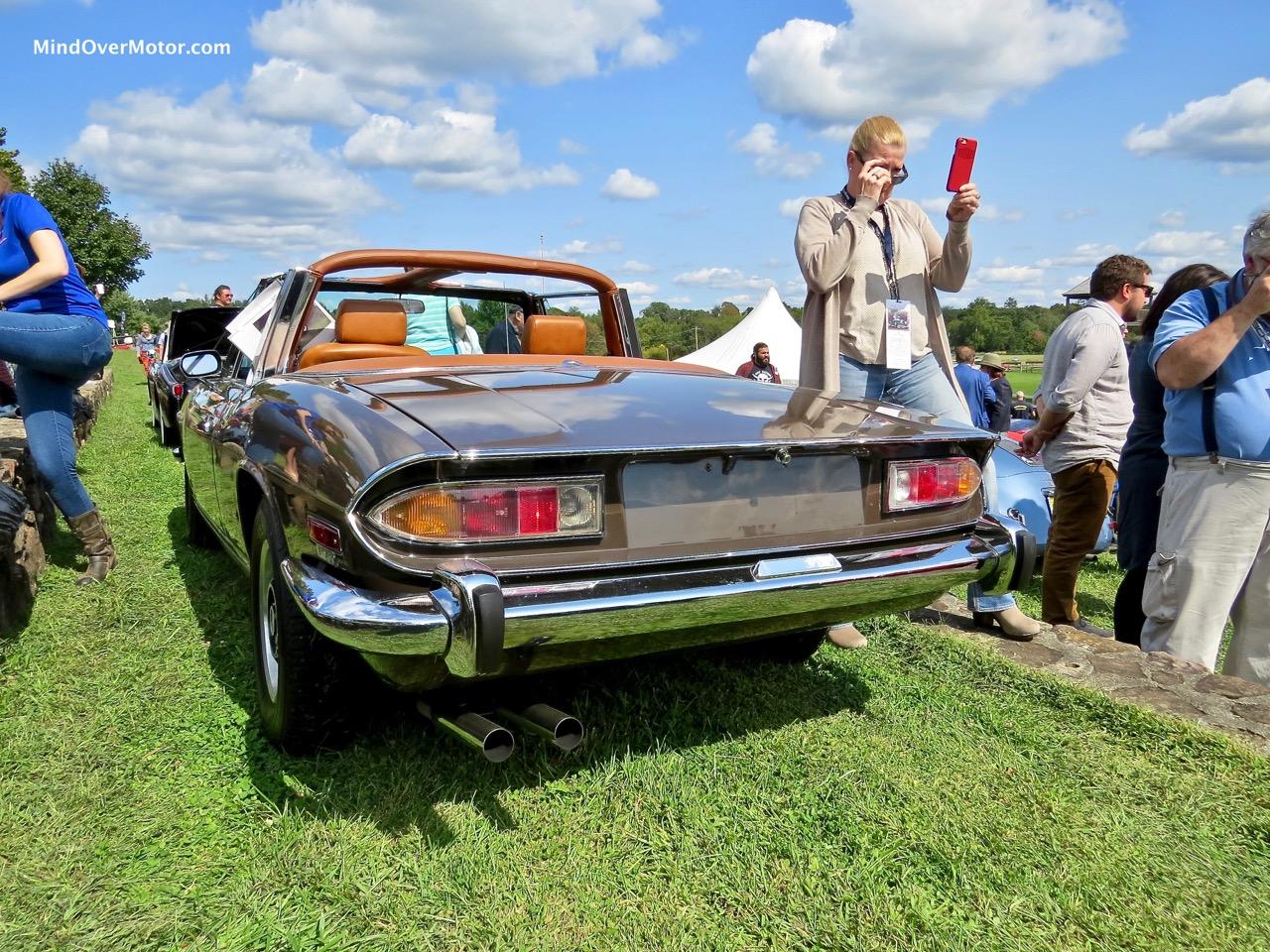 Triumph Stag Rear