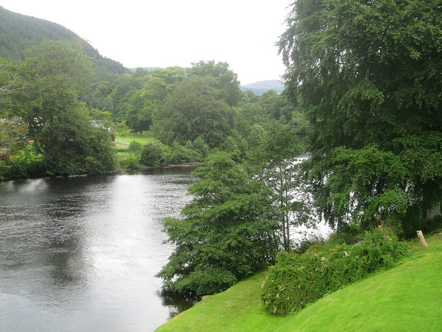 River Tay at Kenmore