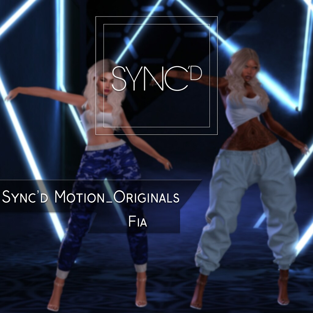 Sync'd Motion__Originals - FIA Pack