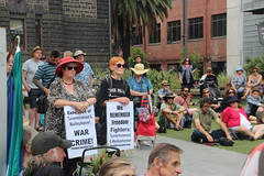 Part of the crowd at Commemoration of Tunnerminnerwait and Maulboyheener - IMG_2795