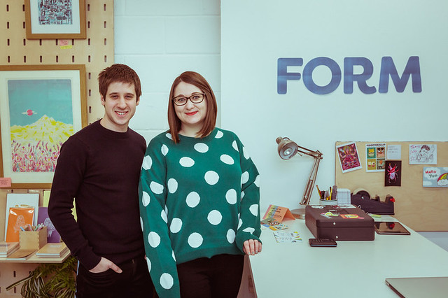 Form Shop & Studio. Photo: © Chris Pepper