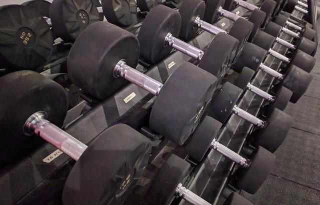 Tabla fortalecimiento gimnasio. Mes 1