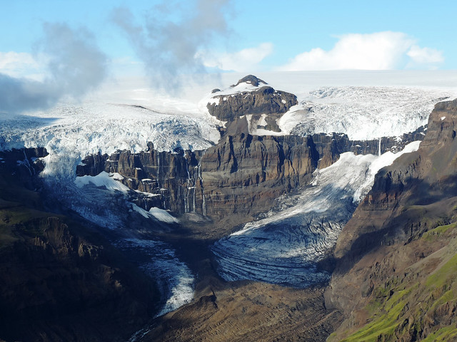Kristínartindar, Skaftafell, Southern Iceland