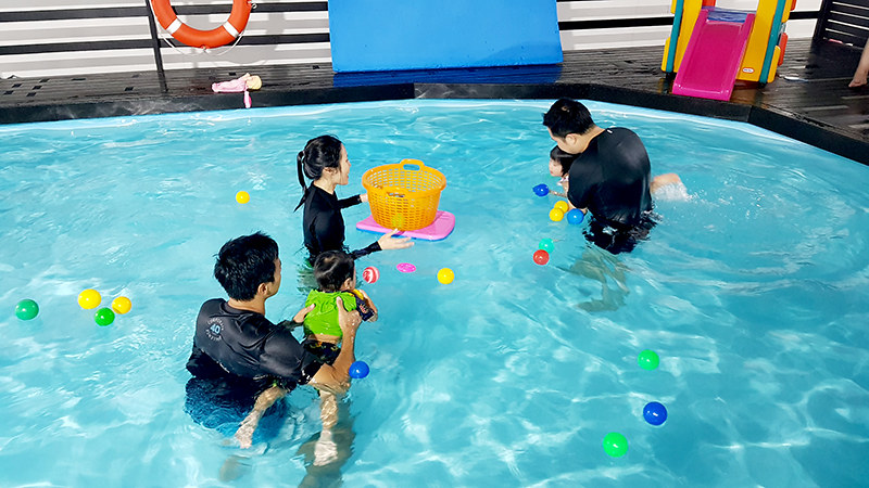 Swimming Lessons for Kids7