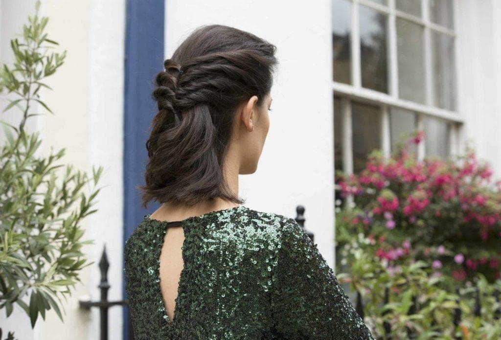 Medium Hair:Dressy Wedding Updos -forthe largeday 2