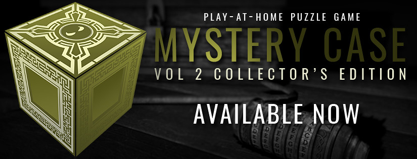Mystery Case Vol 2 - AVAILABLE NOW! - TeleportHub.com Live!