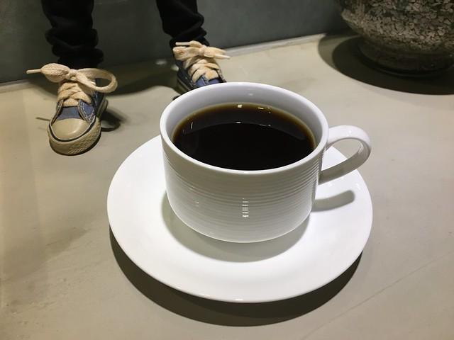我點的印度麥索金磚@咖啡,漫談