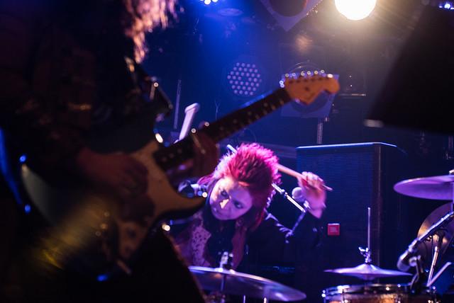 Coal Tar Moon live at ShowBoat, Tokyo, 02 Feb 2018 -00103