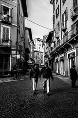 Loneliness In Brescia, Brescia, Italy