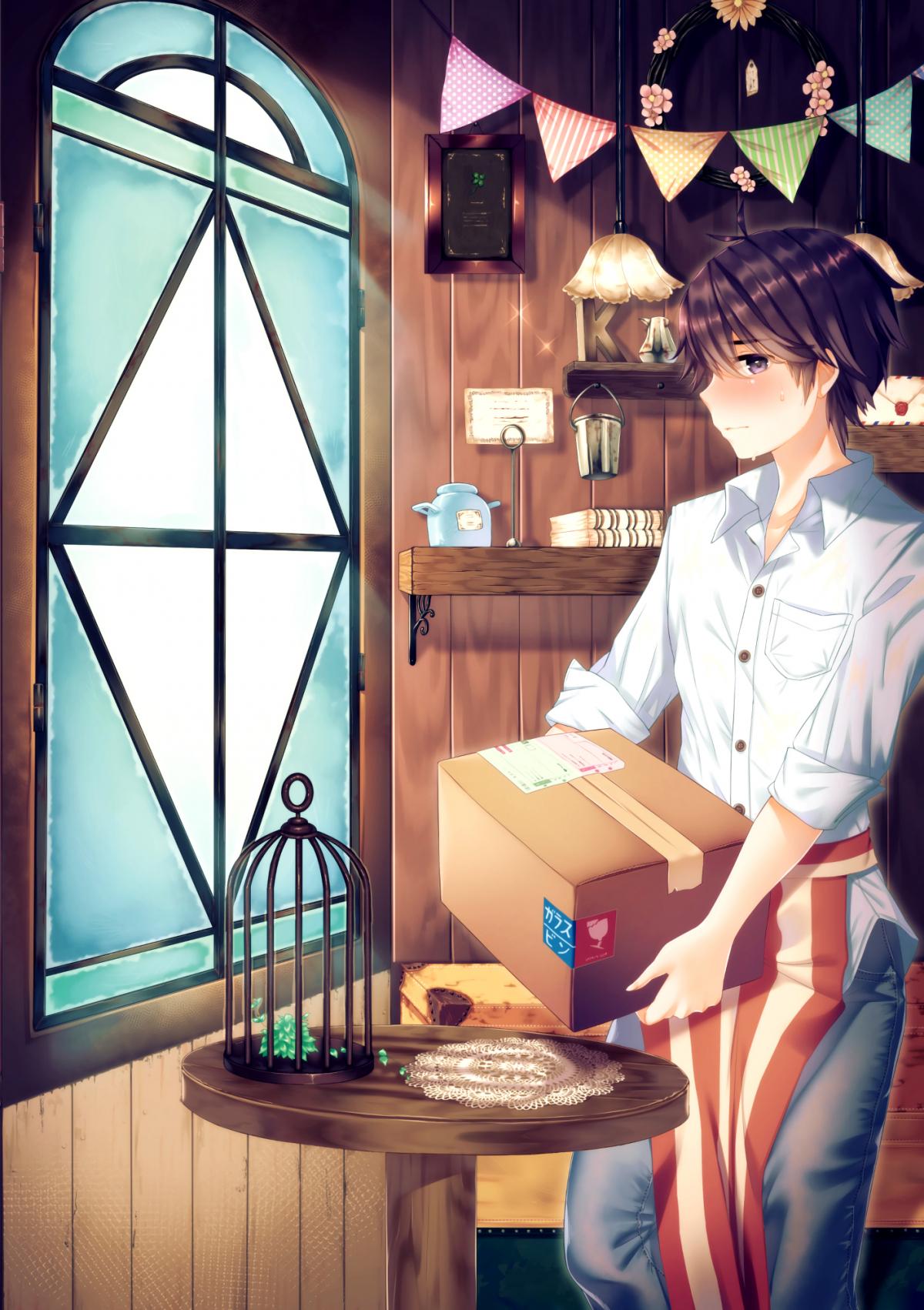 HentaiVN.net - Ảnh 20 - Pai Shota Milk - Boobies, a Shota & Milk; パイショタみるく - Oneshot