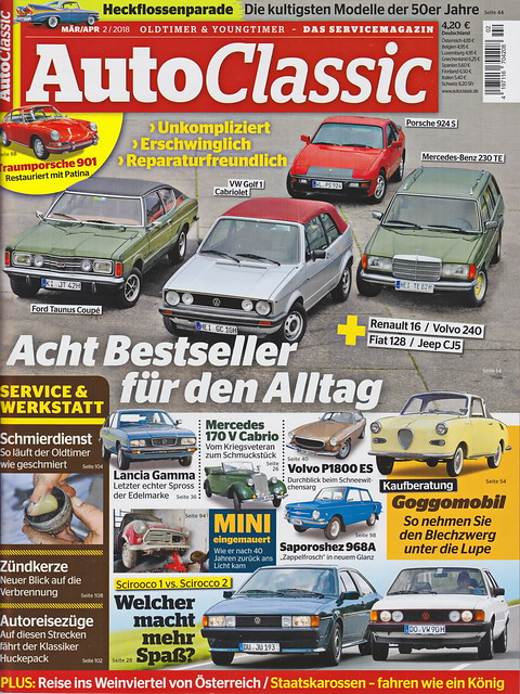 Image of Auto Classic 2/2018