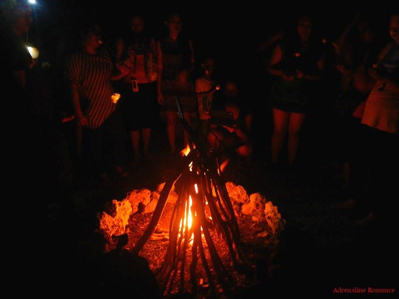 Nothing beats enjoying around a campfire