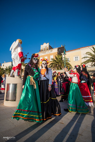 Last day of Carneval 2018.