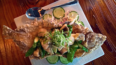 Crispy Dover Sole at Peony Kitchen | Bellevue.com
