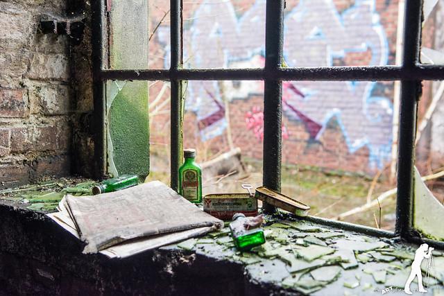 Lost Places: Fitting Factory - Armaturenfabrik