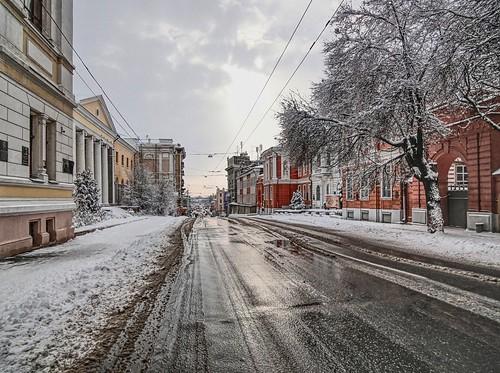 Університетська вулиця