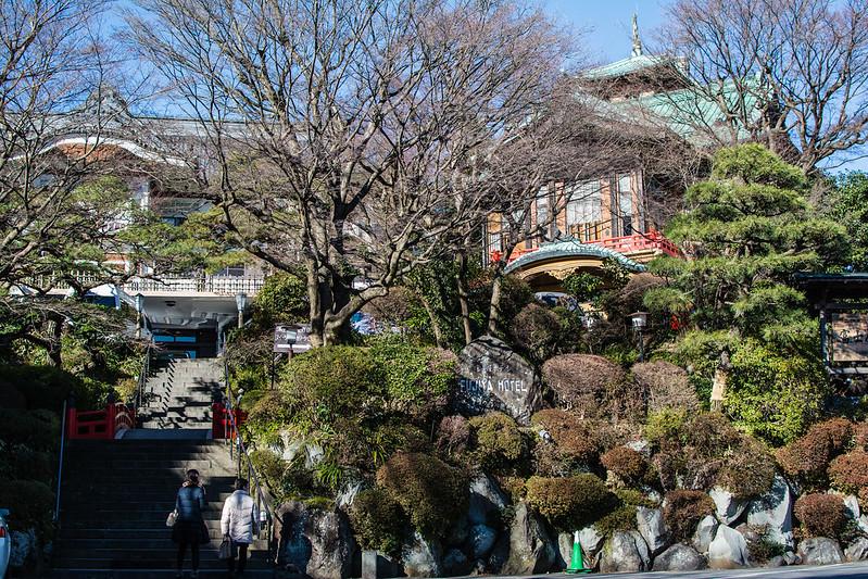 箱根・富士屋ホテル