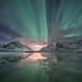 Norvegian sky by nicointhebus (nicolas monnot)