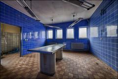 The Blue Morgue