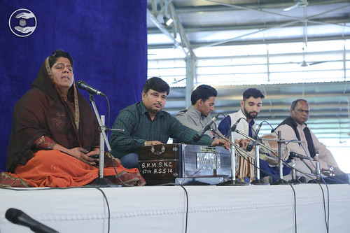 Devotional song by Sanjana from Avtar Enclave