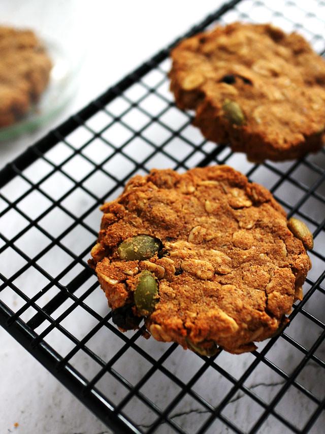 全素豆渣燕麥餅乾 vegan-okara-oatmeal-cookies (4)