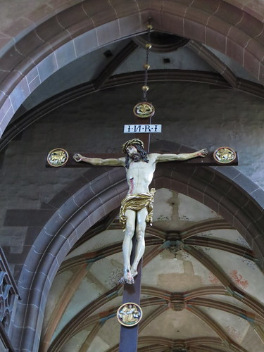 20140804 02 079 Jakobus Walbourg Kirche Kreuz