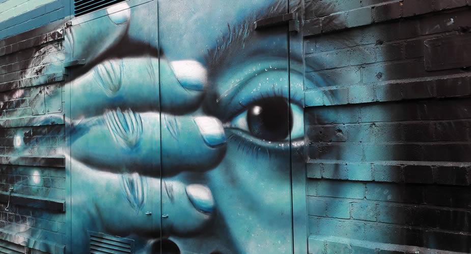 Street art in Belfast: bekijk de tips | Mooistestedentrips.nl