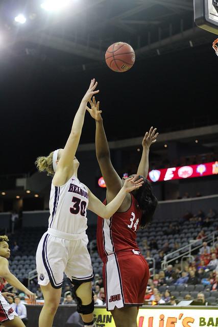 OVC Semifinal Women's Basketball vs Jacksonville State 2018