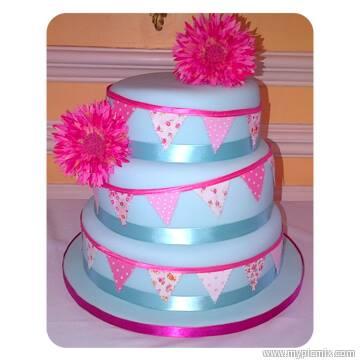 Wedding Cake by Beks Bakes