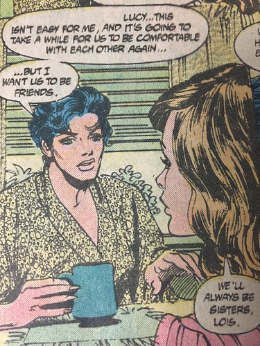 "From ""Lois Lane"" Book Two, DC Comics, 1986"