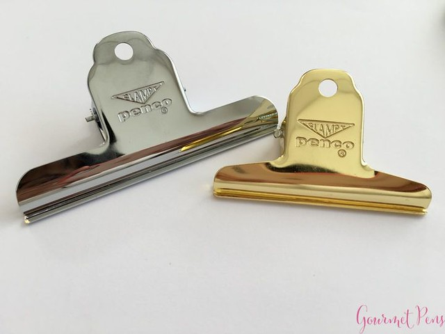 Review Penco Clampy Spring Clips @BureauDirect 1