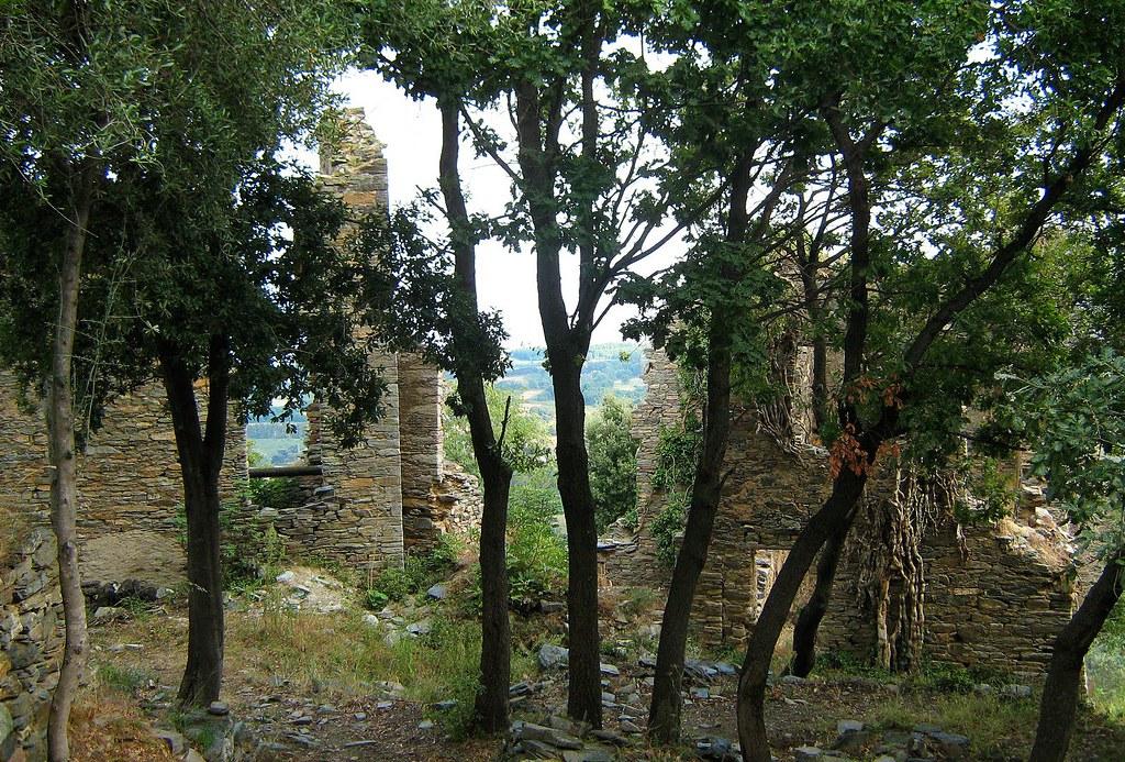 Raghja, village abandonné