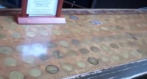 Silver Dollar Bar bar