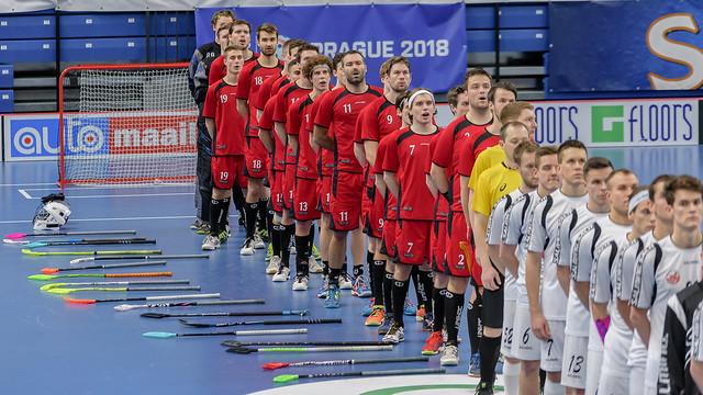 2018 WFCQ – Poland v Belgium