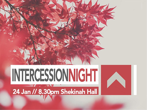 intercession night 24 jan