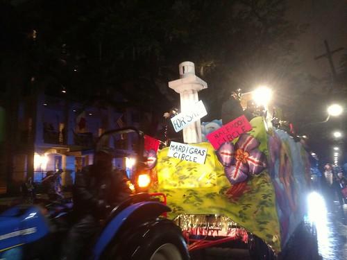 Druids salute NOLA Tri- Centennial