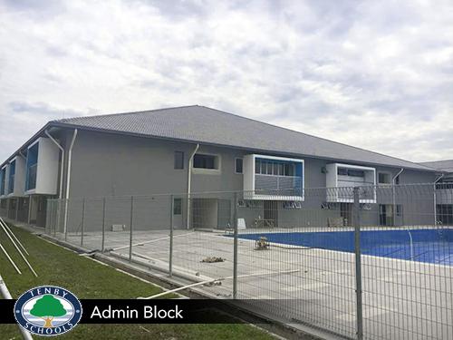 Admin Block 1
