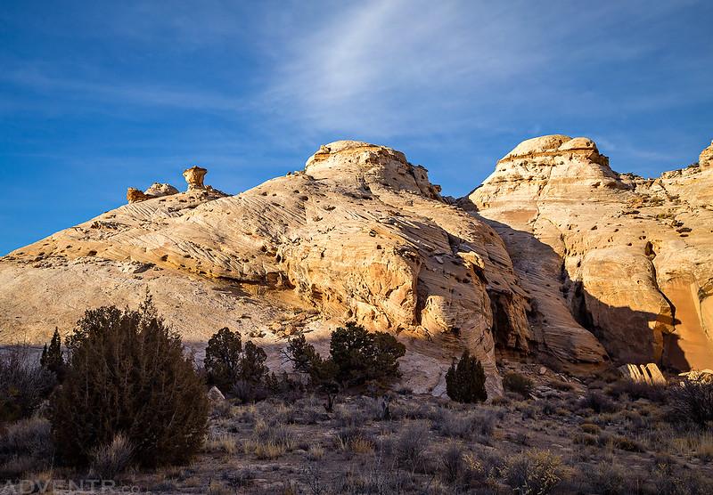 Horsethief Trail Scenery