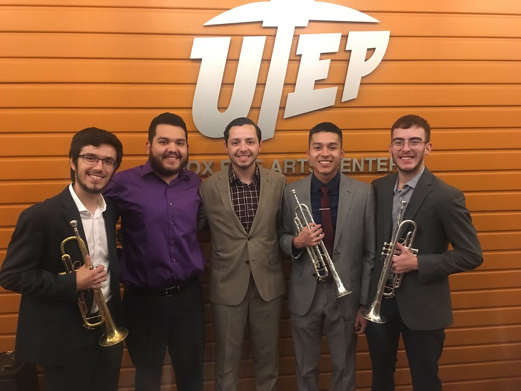 The Prophets - UTEP Trumpet Ensemble