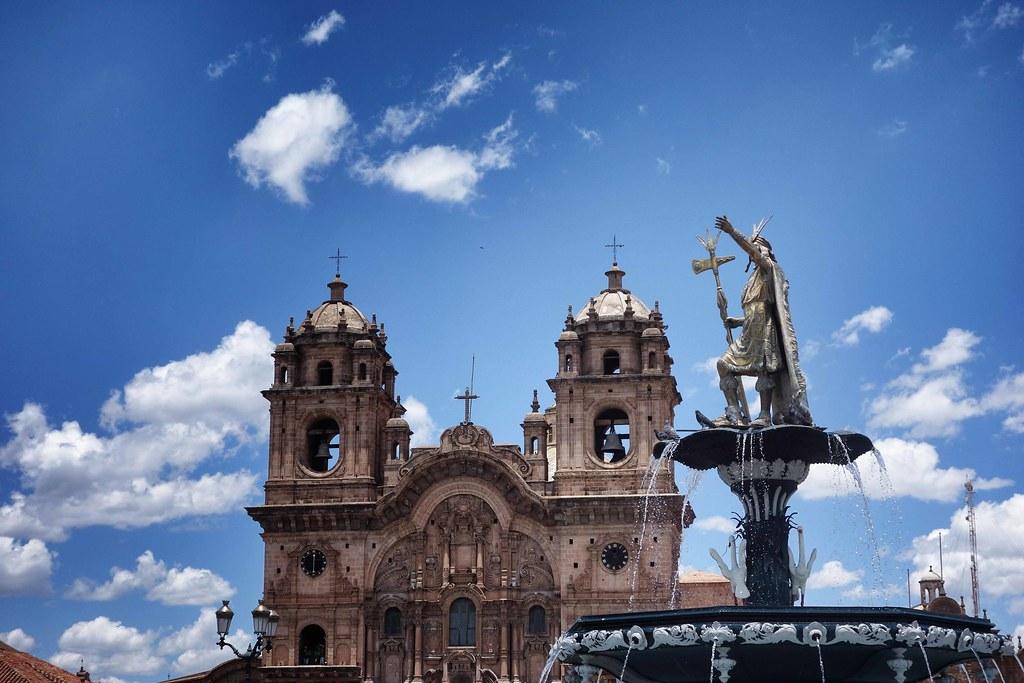 Cuzco - Plaza de Armas 1