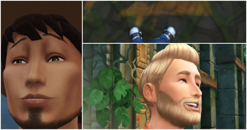 Photo of SimGuruGeorge Trola Simmers Com Fotos do The Sims 4 Aventuras na Selva