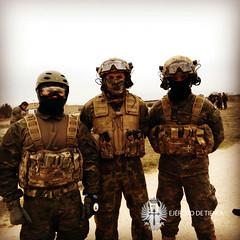 ¿A qué Unidad del #EjércitodeTierra pertenecen estos #Soldados?