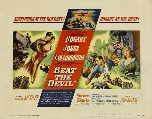 Beat the Devil - Poster 2